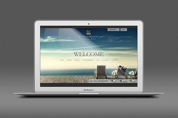 web para tu hotel